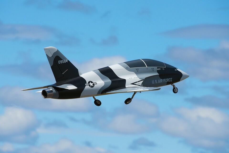 model jet