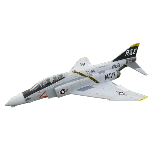 remote controlled model jet